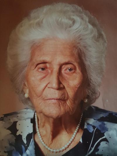 Francisca Cruz Quintanilla Franquez