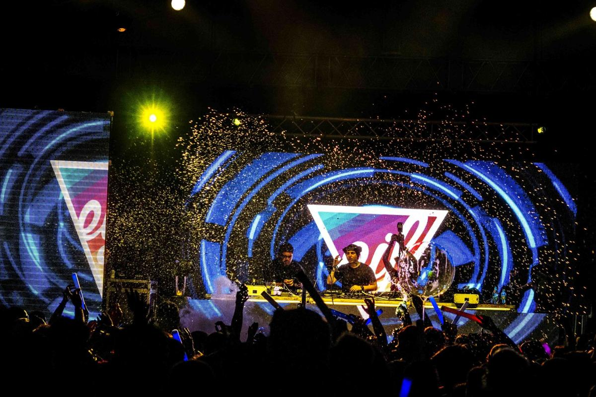 Electric Island Festival: The business of party