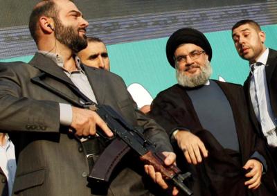 Lebanon's Hezbollah chief: 'Crazy fool' Trump controls nuclear button
