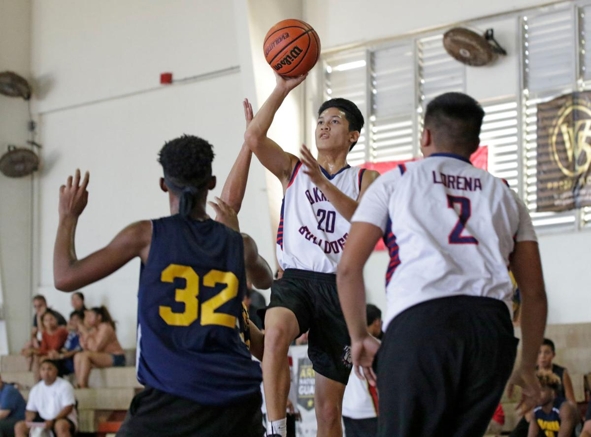 Guam basketball teams play in Kanto tourney