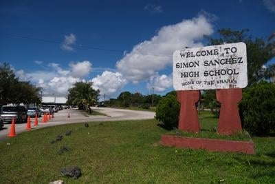 Design contract for new Simon Sanchez High School under review