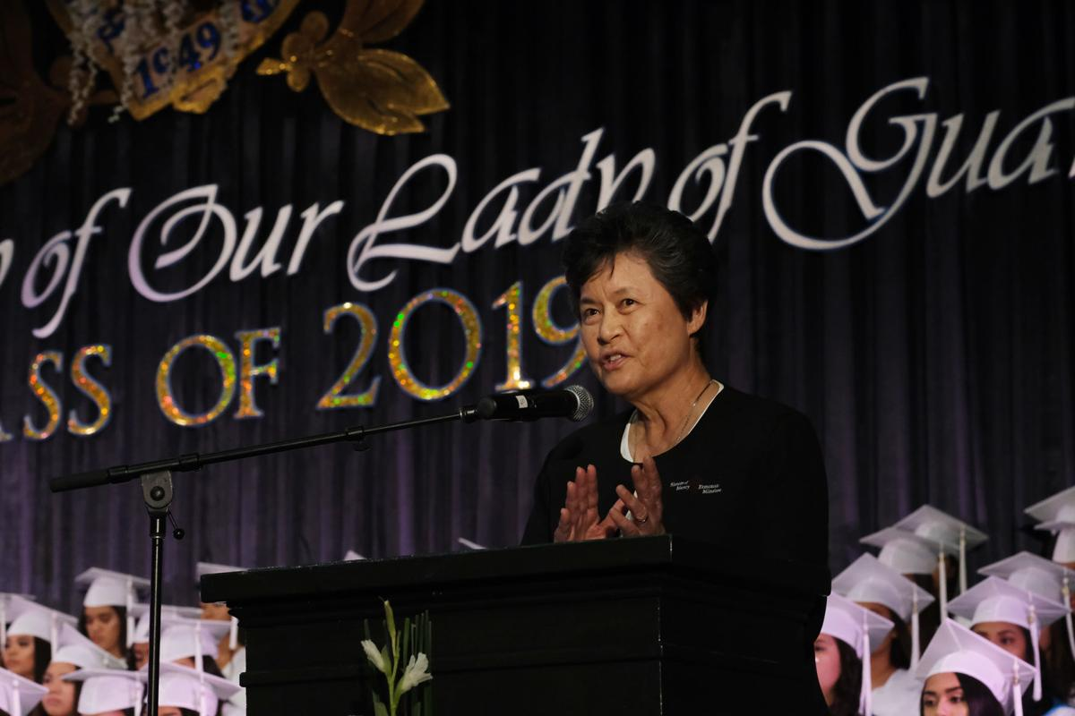 Academy holds commencement ceremony for 2019 graduates