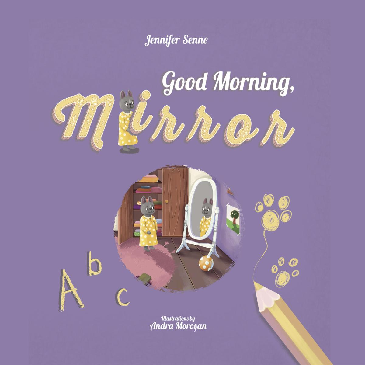 New book for children promotes positive self-image