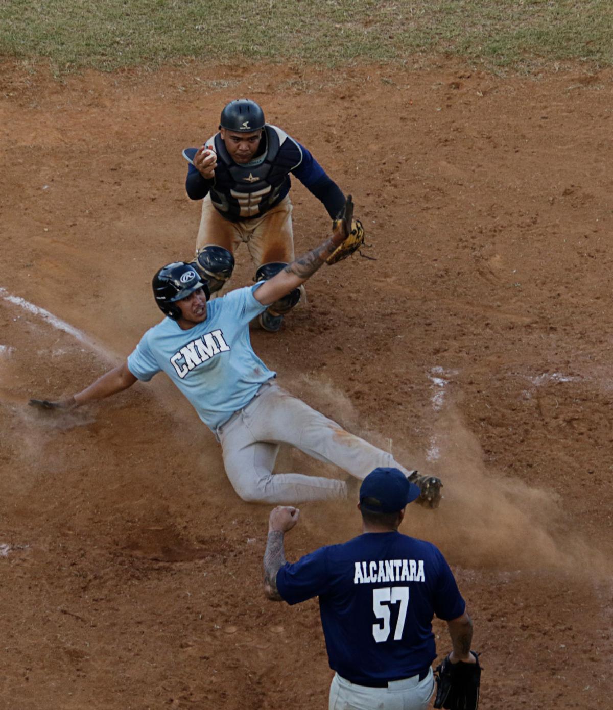 Guam golden against CNMI