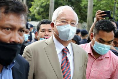 Malaysia ex-PM to face verdict in 1MDB case