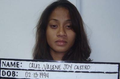 Valene Joy Castro Cruz