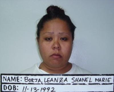 Leanza Shanel Marie Borja
