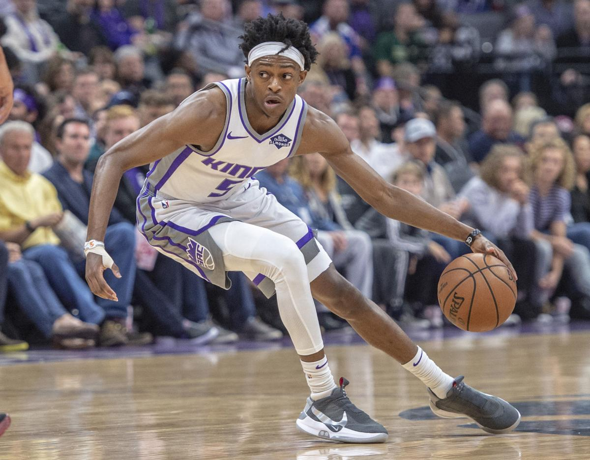Kings point guard De'Aaron Fox gets backlash for Team USA's World Cup collapse