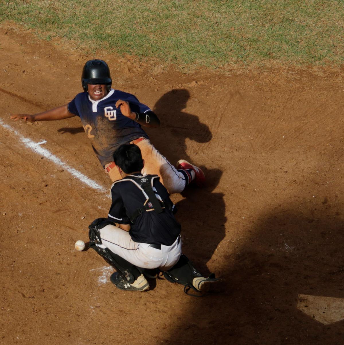 Guam stuns NZ for gold