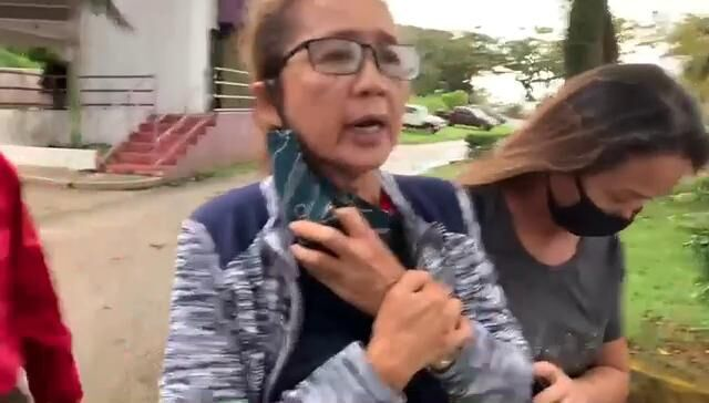 'We don't have justice': The mother of shooting fatality Sgt. Elbert Piolo reacts after jurors acquitted Mark Torre Jr.