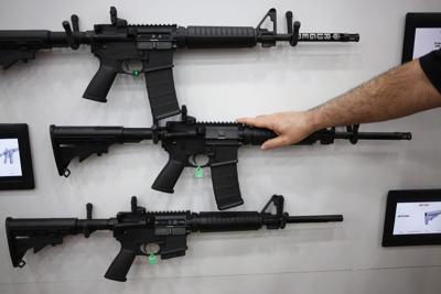 AR-15, symbol of America's political gulf, is easy to obtain