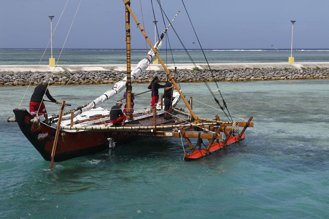 Che'lu Sakman Chamorro launch