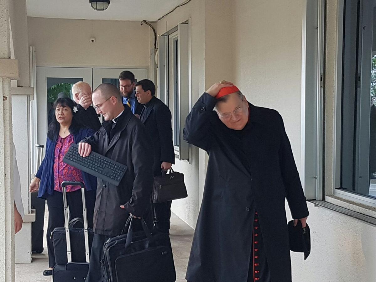 Vatican decision undisclosed