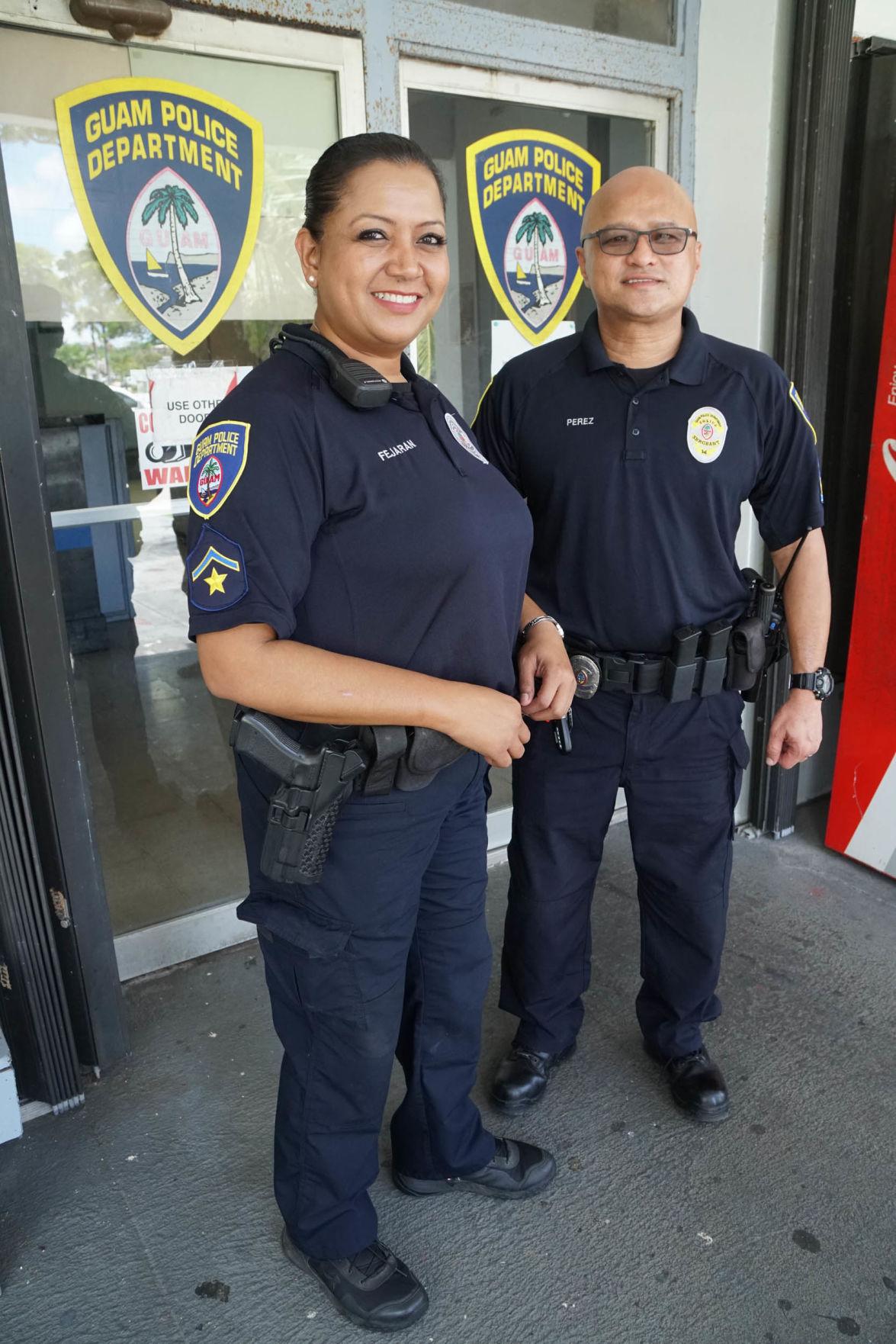 GPD takes on uniform pilot program