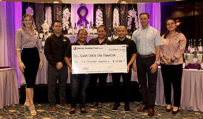PIC Cares donates $20K toward fight against cancer 1