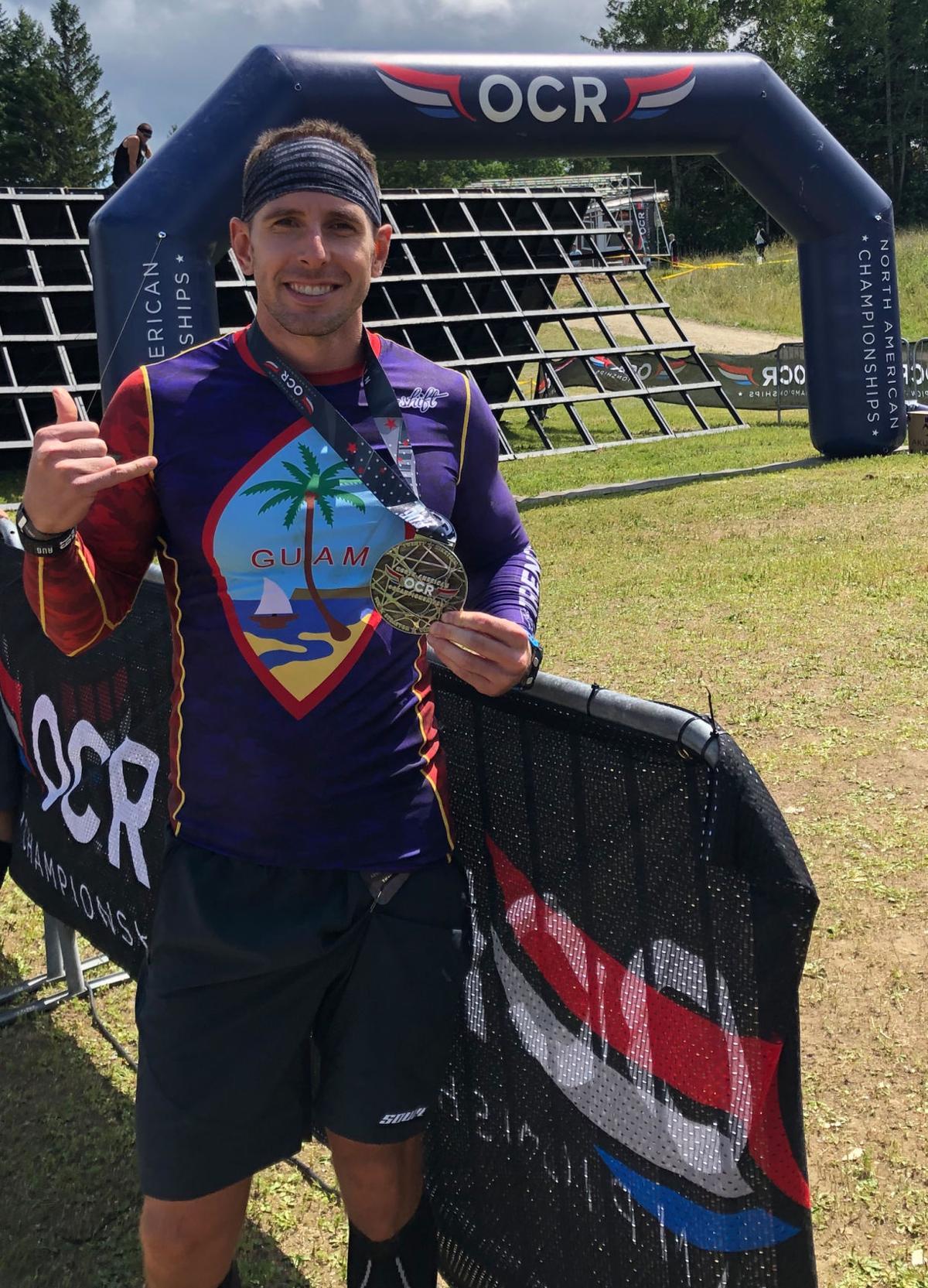 Brian Johnson conquers OCR championship