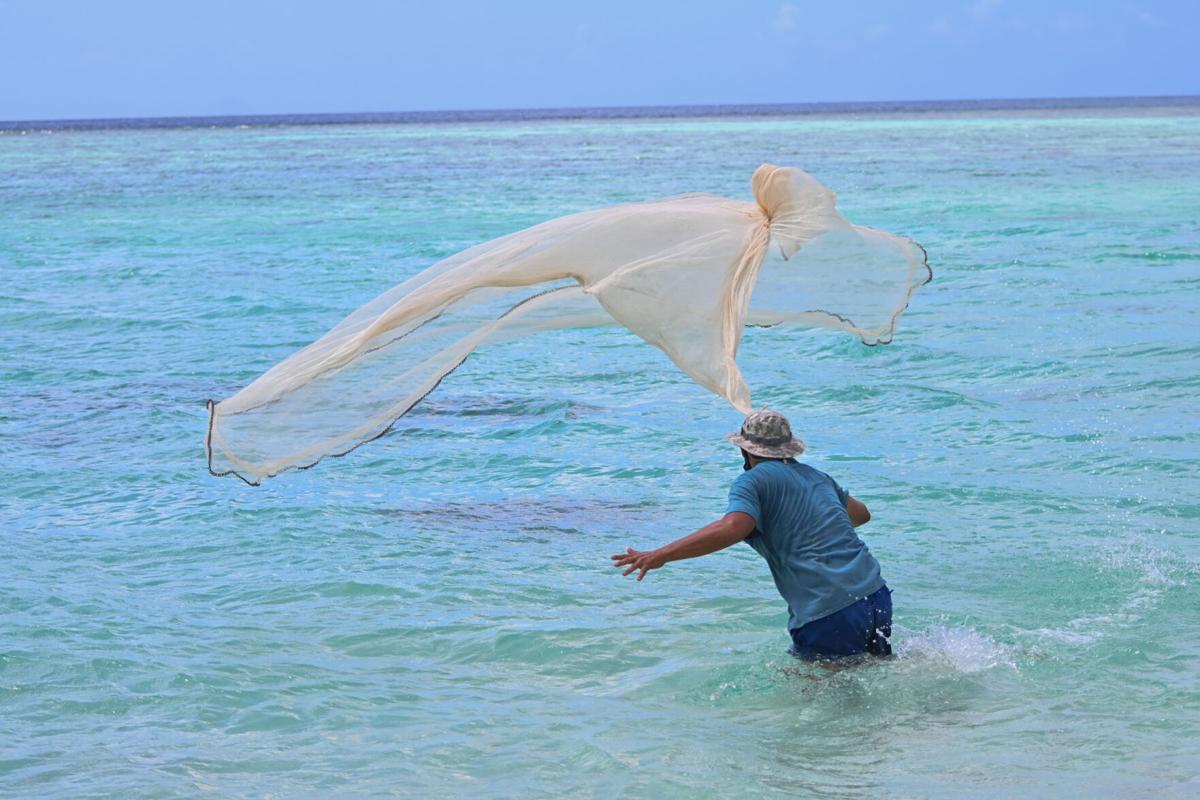 Annual mañahak run draws fishermen