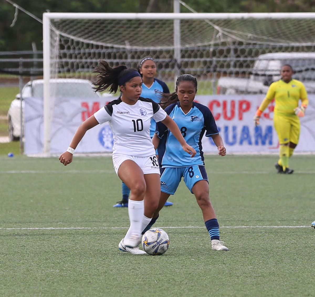 FIFA money to aid Guam soccer when it transitions from COVID to competition