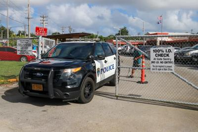 Culprits burglarize, start fire at Untalan Middle School