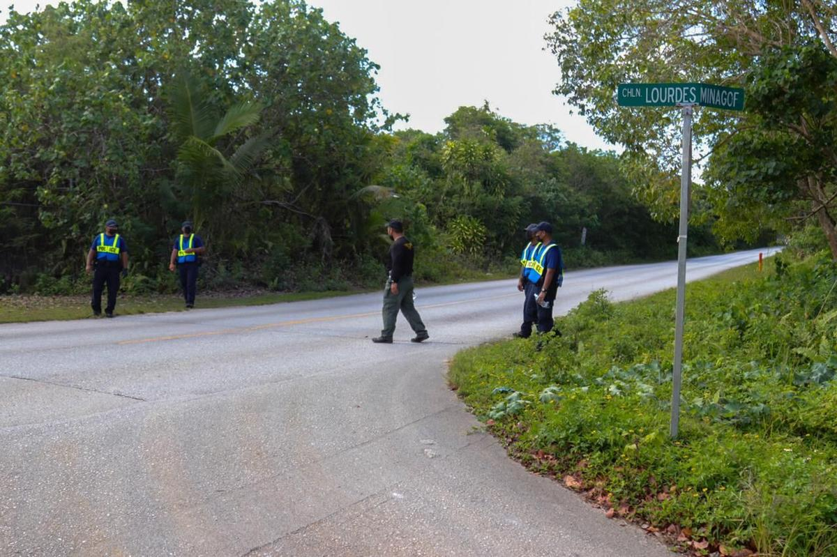 Search for elderly man continues for 2nd day