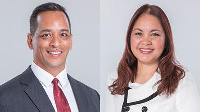 Aguon declines comment on possible write-in campaign