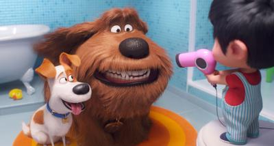 'The Secret Life of Pets 2': Not a good dog, but an OK one
