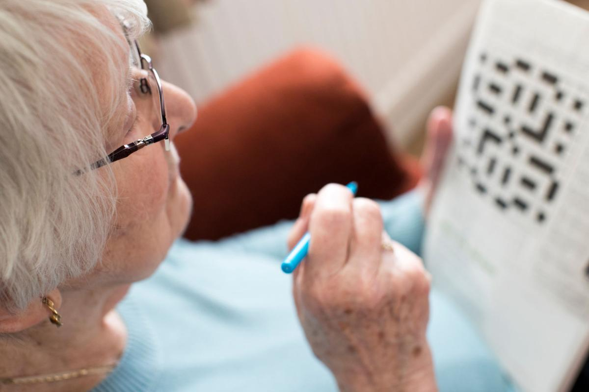Your aging brain: Is it 'use it or lose it'?