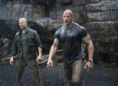 'Hobbs & Shaw' hits sweet spot between silly, satisfying