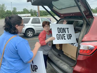 Boy's suicide inspires grandma's 'Don't Give Up' campaign