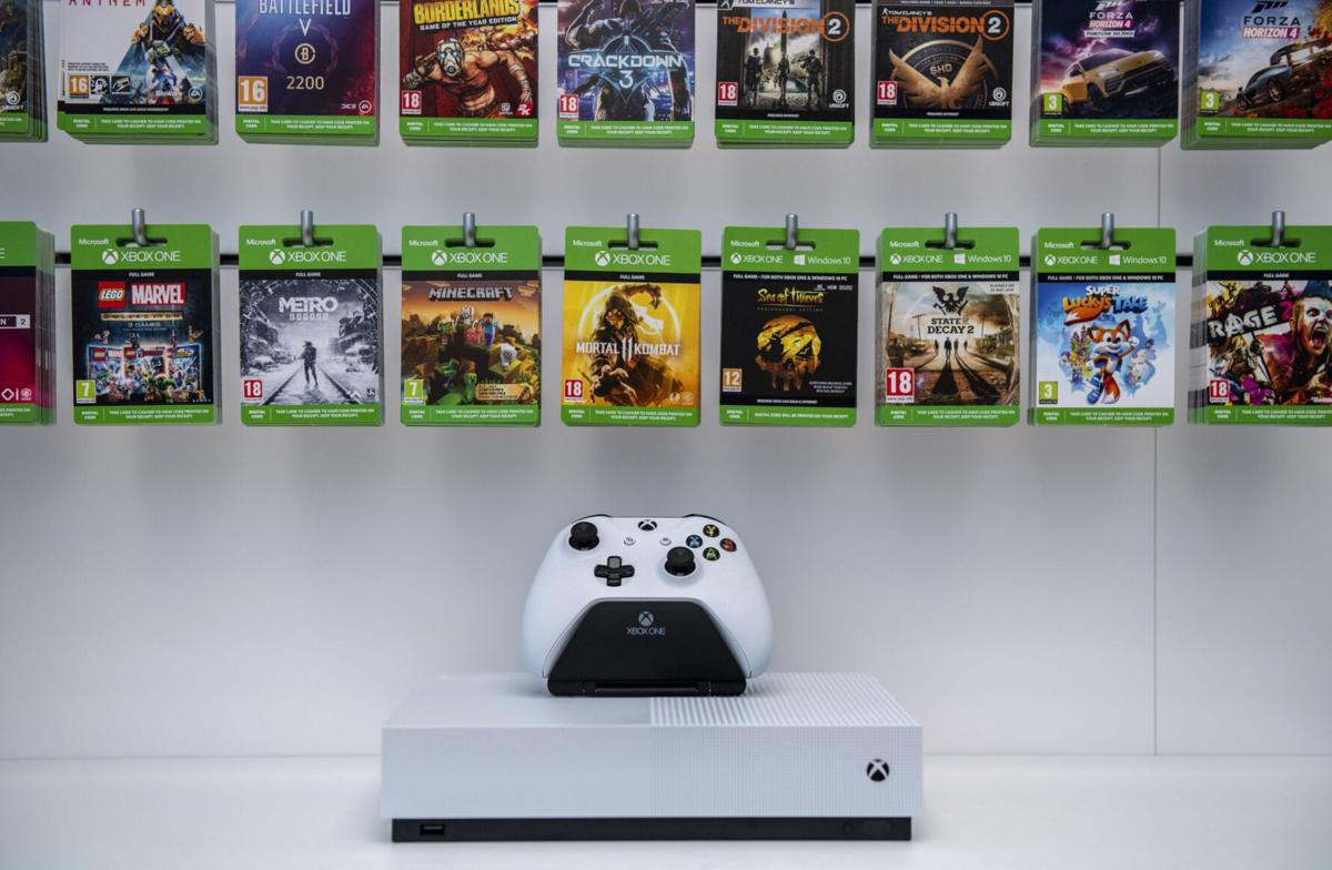 Microsoft's Xbox game plan has big problems