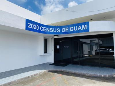 Census of Guam employee tests positive for COVID-19