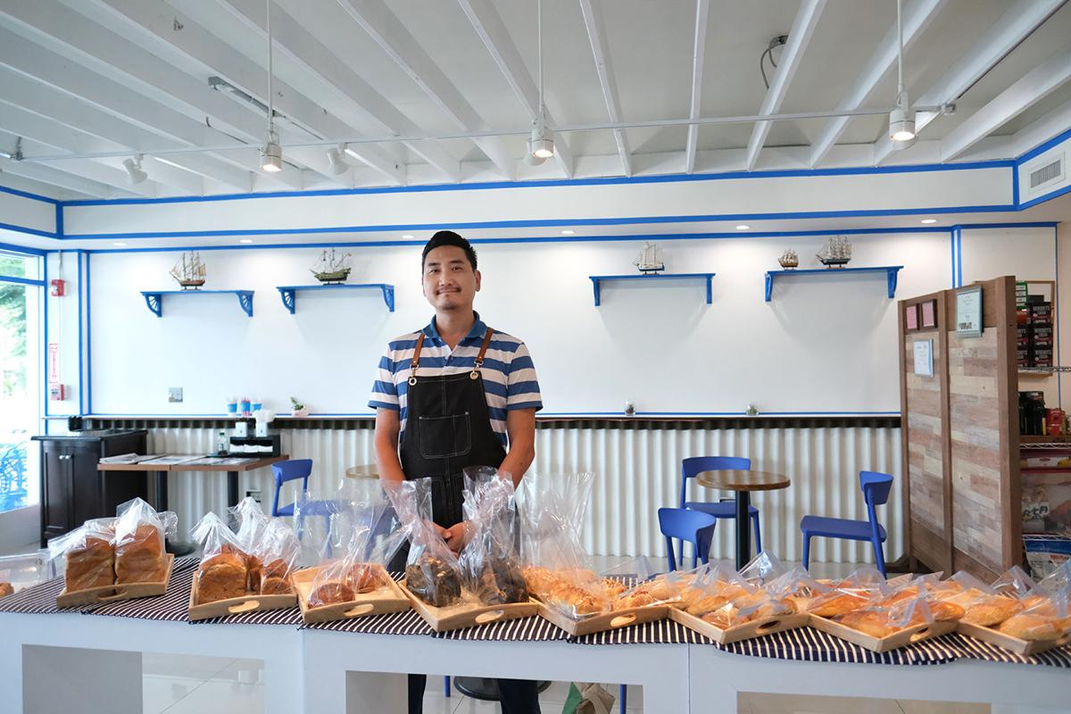 Step aboard the Mayflour for artisan coffee and authentic Korean pastries