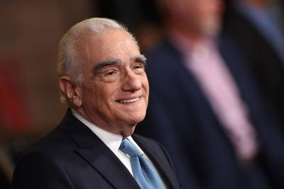 Scorsese dishes on 'The Irishman'