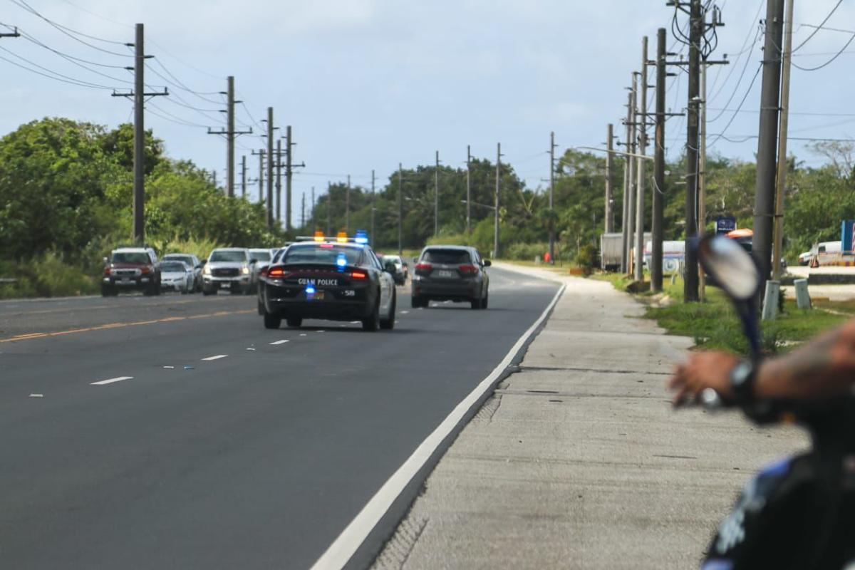 Police arrest man after high-speed chase