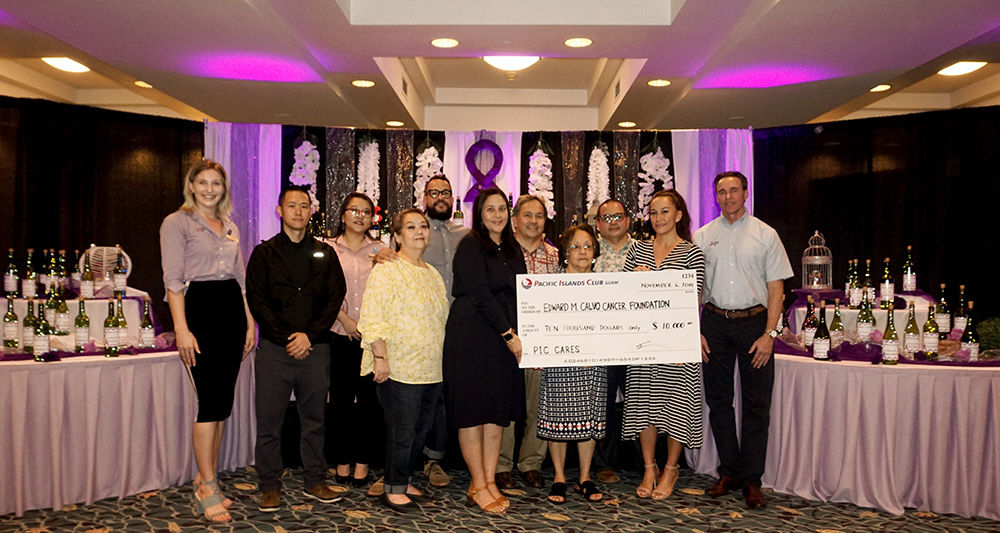 PIC Cares donates $20K toward fight against cancer 2