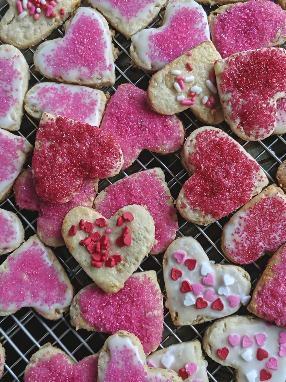 Valentine's Day cookie that's been melting hearts for a half-century