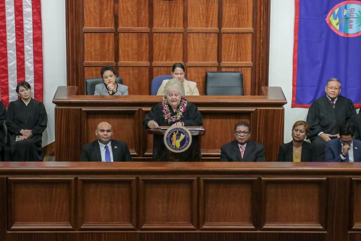 High court: Texas judgment enforceable against Guam Shipyard | Guam