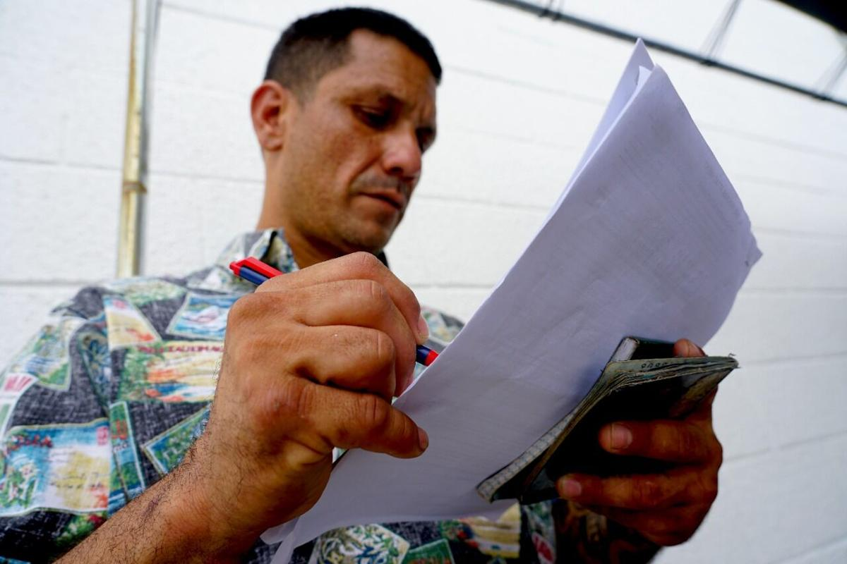 Dozens rush to file All RISE applications