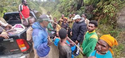 3 brothers killed by soldiers at Papuan health clinic