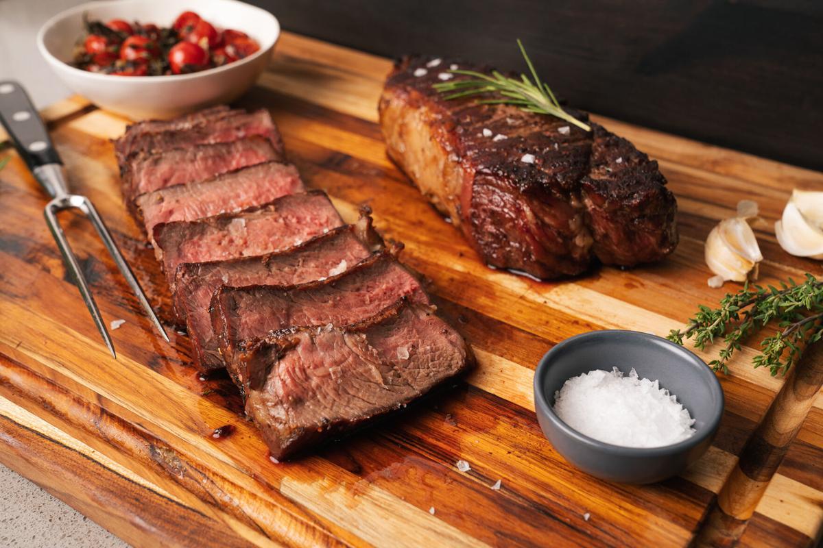 Prep school: How to reverse sear a steak