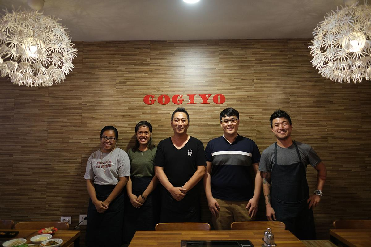 Go grilling at Gogiyo