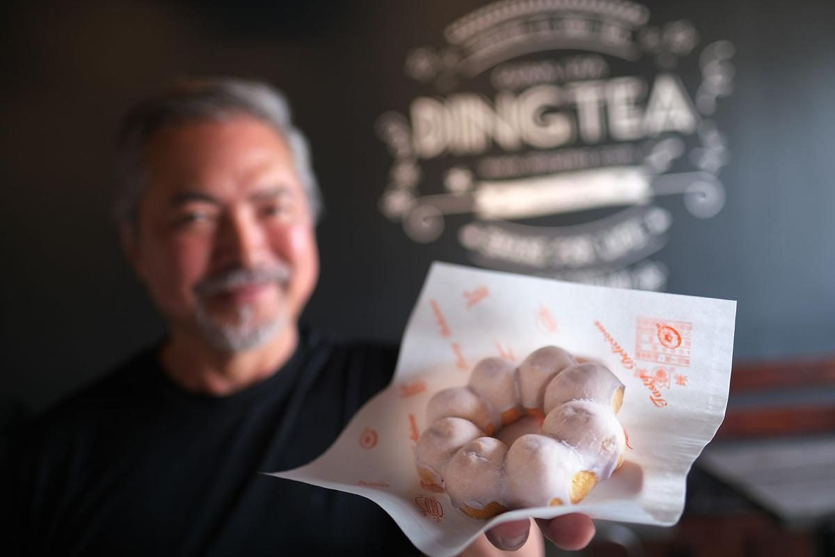 Ding Tea offers quality teas in a calm oasis