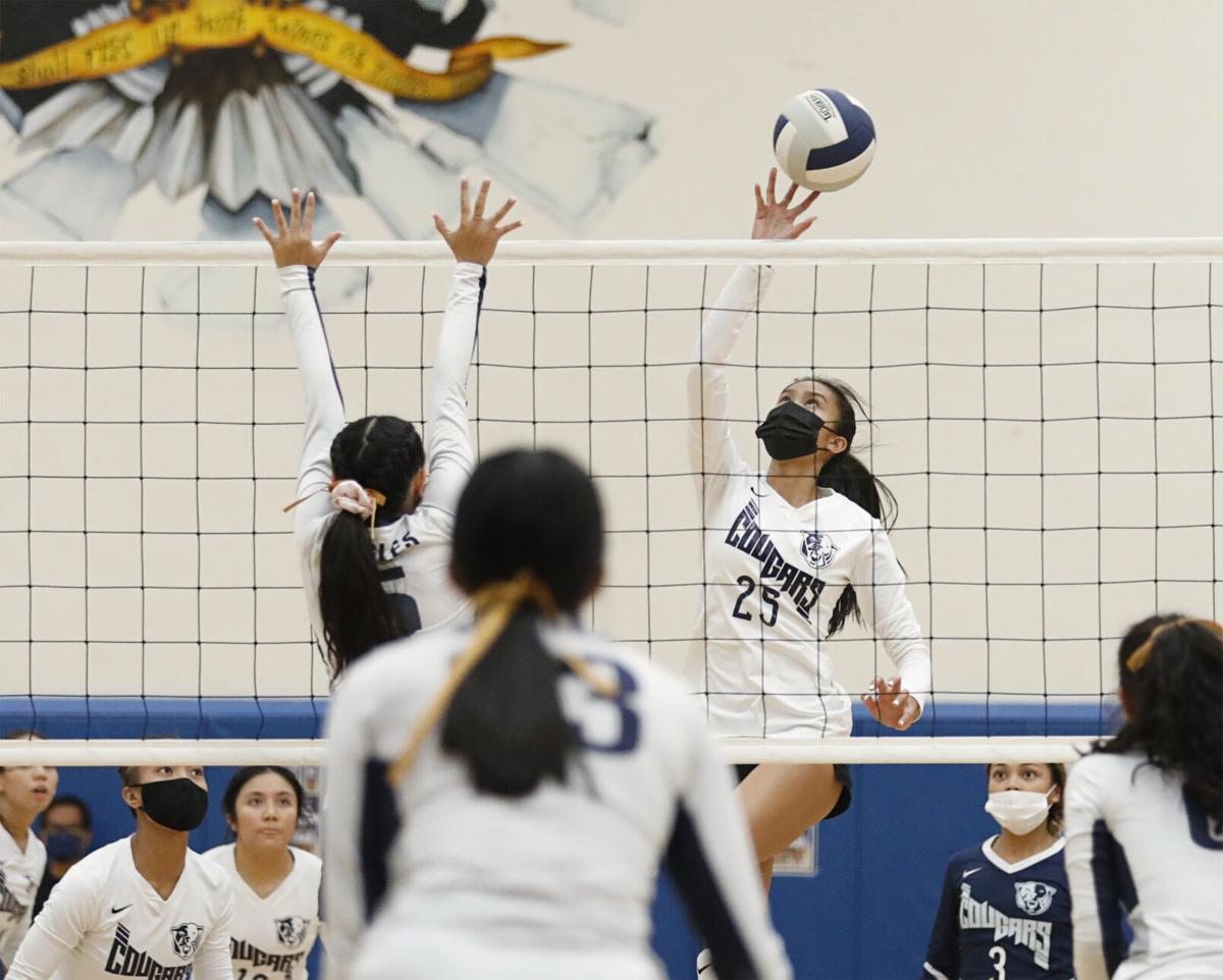 Salas, Serrano help Cougars clip Eagles