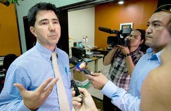 Senators disagree with governor's buildup approach