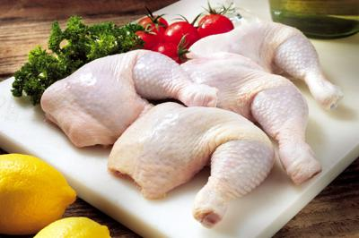 About that raw chicken we insist on washing ...