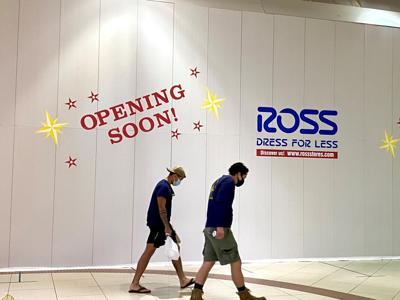 Ross posts 'opening soon' signs at ASC but no date yet