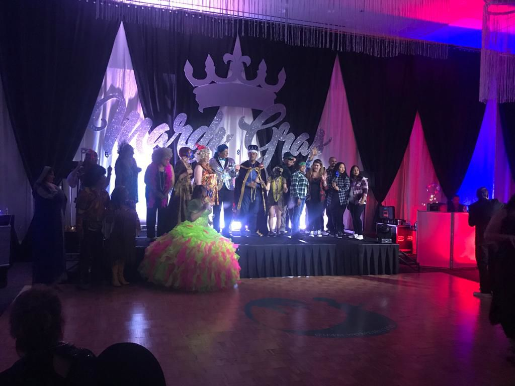 Guam Women's Club takes the night with Mardi Gras Celebration