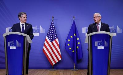US, EU to cooperate on China dialogue, Russia challenge