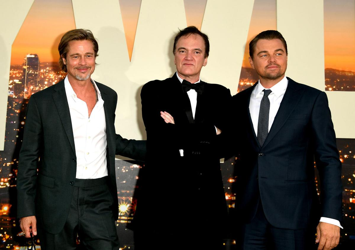 Once upon a time, Tarantino slept in his car, DiCaprio was a break dancer