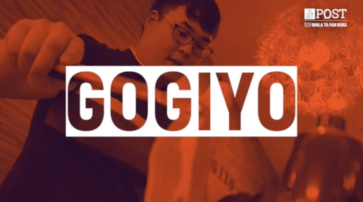 Go grilling at Gogiyo